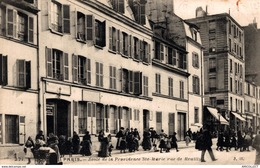 8600  -2019     PARIS   ECOLE DE LA PROVIDENCE STE MARIE RUE DE REUILLY - Francia