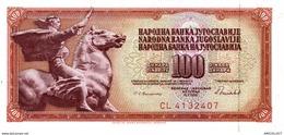 6213 -2019     BILLET BANQUE     YOUGOSLAVIE - Jugoslawien