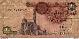 7507-2019    BILLET  DE BANQUE EGYPTE - Egypte