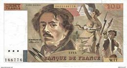 7701-2019    BILLET  DE BANQUE  FRANCAIS - France