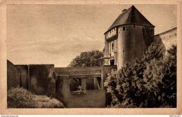 1697-2019      CAEN   LA CASERNE DU CHATEAU - Caen