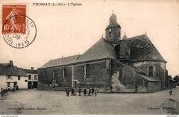 1741-2019     FROSSAY   L EGLISE - Frossay