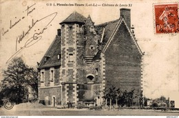 1975-2019       PLESSIS LES TOURS   CHATEAU DE LOUIS XI - Francia