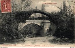 2092-2019   CAZERES SUR GARONNE    LE PONT DU DIABLE - France