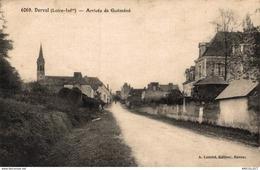 2179-2019    DERVAL   ARRIVEE DE GUEMENE - Derval