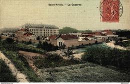 2200-2019  ST YRIEIX   LA CASERNE - Saint Yrieix La Perche