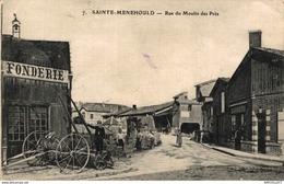 2245-2019    STE MENEHOULD   RUE DU MOULIN DES PRES - Sainte-Menehould