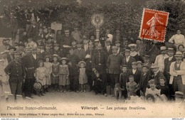 5357 -2019    VILLERUPT   LES POTEAUX FRONTIERES - Other Municipalities