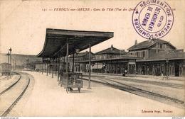 5389 -2019    VERDUN  SUR MEUSE  LA GARE DE L EST - Verdun