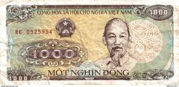 7524-2019    BILLET  DE BANQUE   VIET NAM - Vietnam