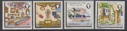 Gibraltar 1981 The Convent 4v ** Mnh (44351A) - Gibraltar