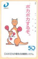 JAPAN Telefonkarte -110-011 - Känguru  - Siehe Scan - Sonstige