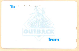 JAPAN Telefonkarte -110-016 - Känguru  - Siehe Scan - Sonstige
