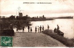 2550-2019  JARGEAU   LES BORDS DE LA LOIRE - Jargeau
