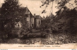 2679-2019    GIRECOURT SUR DURBION   LE CHATEAU - Sonstige Gemeinden