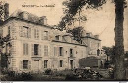 2757-2019     NUCOURT   LE CHATEAU - Francia