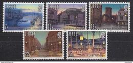 Jersey 1981 Jersey By Gaslight 5v ** Mnh (44351C) - Jersey