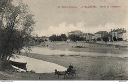 2826-2019    LA MAGISTERE   BORDS DE LA GARONNE - France