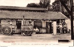 2831-2019   LIVRON   LES CUISINES DU CAMP LIVRON - France