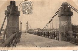2832-2019   LAMAGISTERE   LE PONT - France