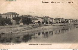 2833-2019   LAMAGISTERE  VUE PANORAMIQUE - France