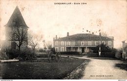2841-2019    GARGANVILLAR   ECOLE LIBRE - France