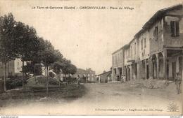 2842-2019    GARGANVILLAR   PLACE DU VILLAGE - France