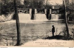 2850-2019   GOLFECH   LA BARGUELONNE   PASSAGE SOUS LE CANAL DU MIDI - France