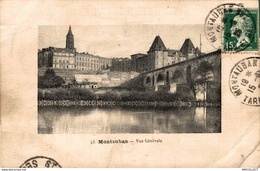 3149-2019       MONTAUBAN   VUE GENERALE - Montauban