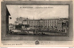 3153-2019         MONTAUBAN    AUJOURD HUI CERCLE MILITAIRE - Montauban