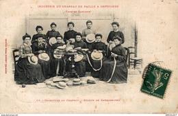 3211-2019    SEPTFONDS   INDUSTRIE DU CHAPEAU DE PAILLE - France