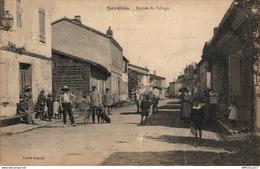3214-2019    SAVENES   ENTREE DU VILLAGE - France