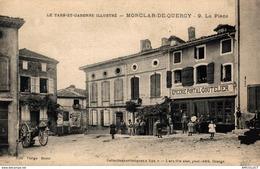3233-2019    MONCLAR DE QUERCY   LA PLACE - France
