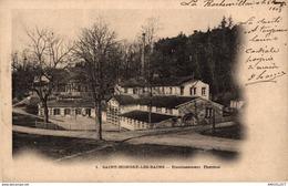 3286-2019    ST HONORE LES BAINS   ETABLISSEMENT THERMAL - Saint-Honoré-les-Bains