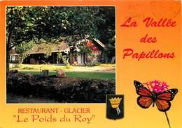 Martinique - La Vallée Des Papillons - Le Poids Du Roy - Restaurant - Glacier - Moderne Grand Format - état - Martinique