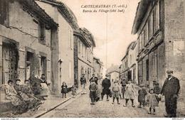 3308-2019     CASTELMAYRAN   ENTREE DU VILLAGE - France