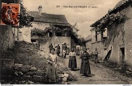 3309-2019     UNE RUE A ST PROJET - France