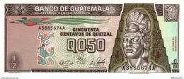 8735   -2019     BILLET BANQUE GUATEMALA - Guatemala