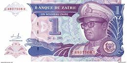 6859-2019    BILLET DE BANQUE ZAÏRE - Zaire