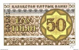 8724 -2019     BILLET BANQUE     KAZAKHSTAN - Kazakhstán