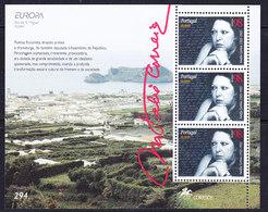 Europa Cept 1996 Azores Ms ** Mnh (44353) @ Below Face - Europa-CEPT