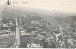 Spa Panorama Feldpgl1916 #20.917 - Ohne Zuordnung