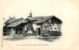 Environs De Pont De Vaux * Ferme De Bresse * Animé - Francia