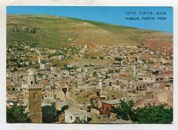 PALESTINE - AK 360672 Nablus - Partial View - Palestine
