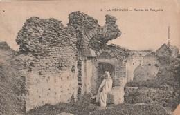 Carte Postale Ancienne D'Algérie - La Pérouse - Ruines De Rusgunia - Algeria