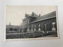 Carte Postale Ancienne (1952) Hérinnes-Pecq La Maison De Repos - Pecq