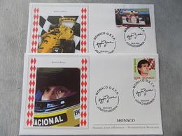 FDC (2) MONACO 2014 : Ayrton Senna (Formule 1) - FDC