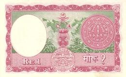 NEPAL  P. 8 1 M 1960 UNC - Nepal