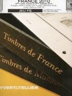 FEUILLES FRANCE YVERT Et TELLIER 2010 2e Semestre - Albums & Binders