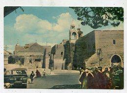 PALESTINE - AK 360683 Bethlehem - Nativity Church - Palestine
